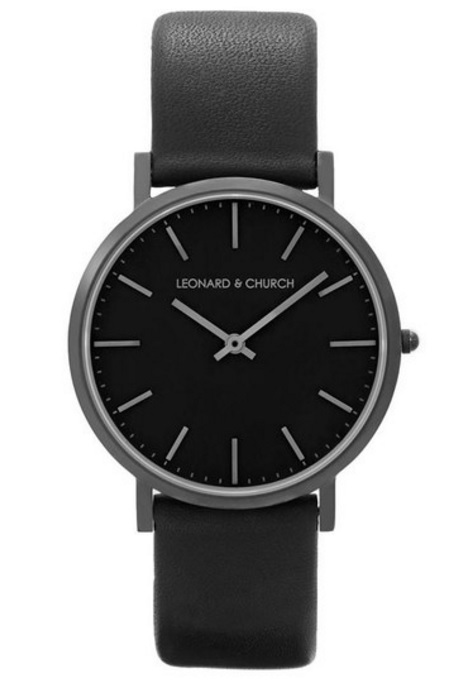 Leonard & Church Varick Watch