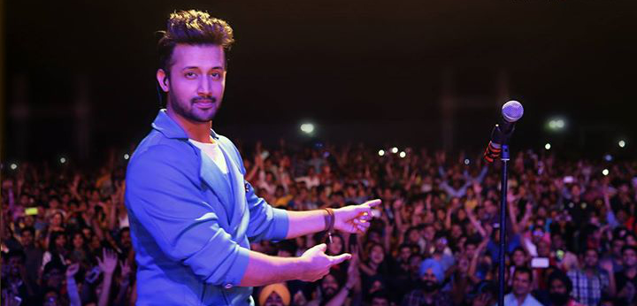 atif aslam to perform at dubai