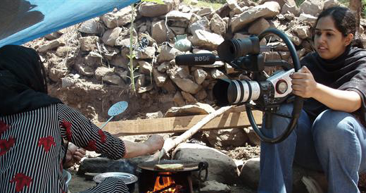 Nausheen Dadabhoy: A Pakistani-American cinematographer, a wanderlust who carries five cameras with her at all times.