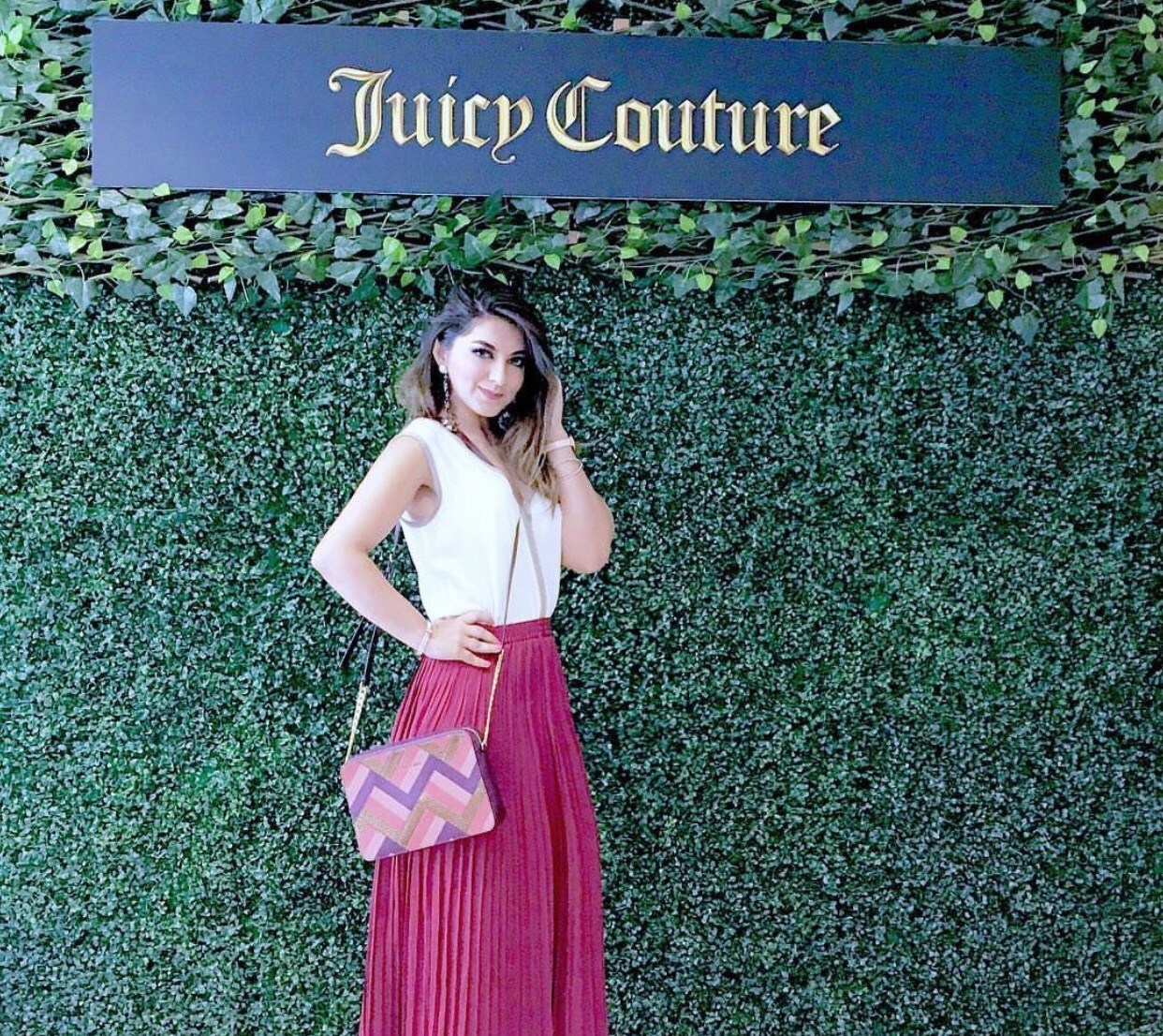 Juicy Couture Fragrance Launch in Dubai