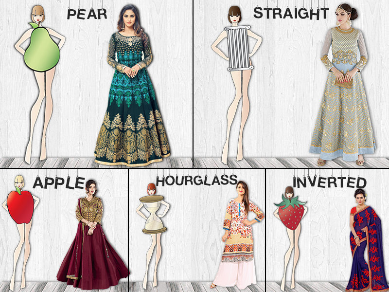 Dress Smart How To Dress For Your Body Shape