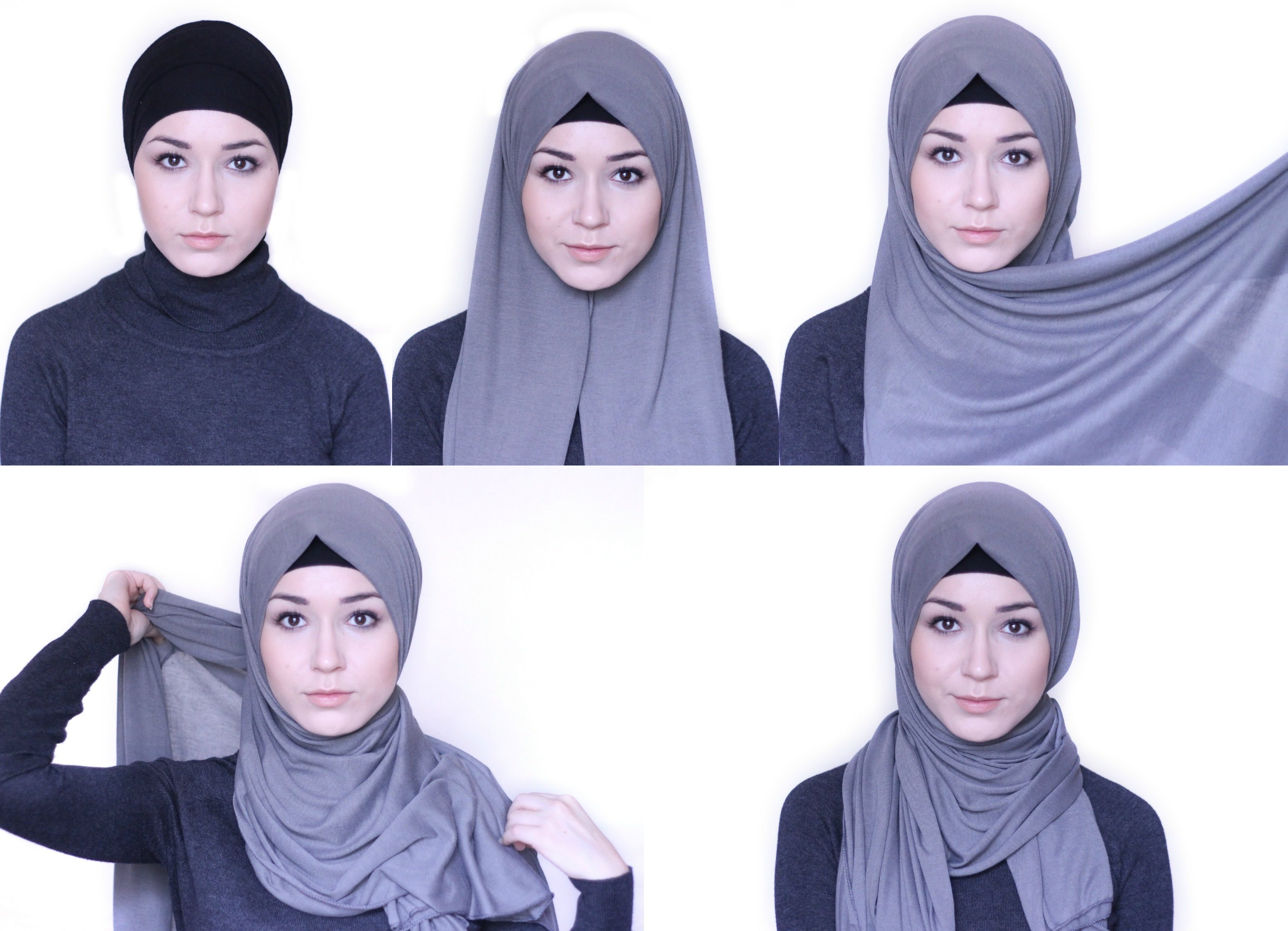 How To Select The Right Hijab Style To Suit Your Look